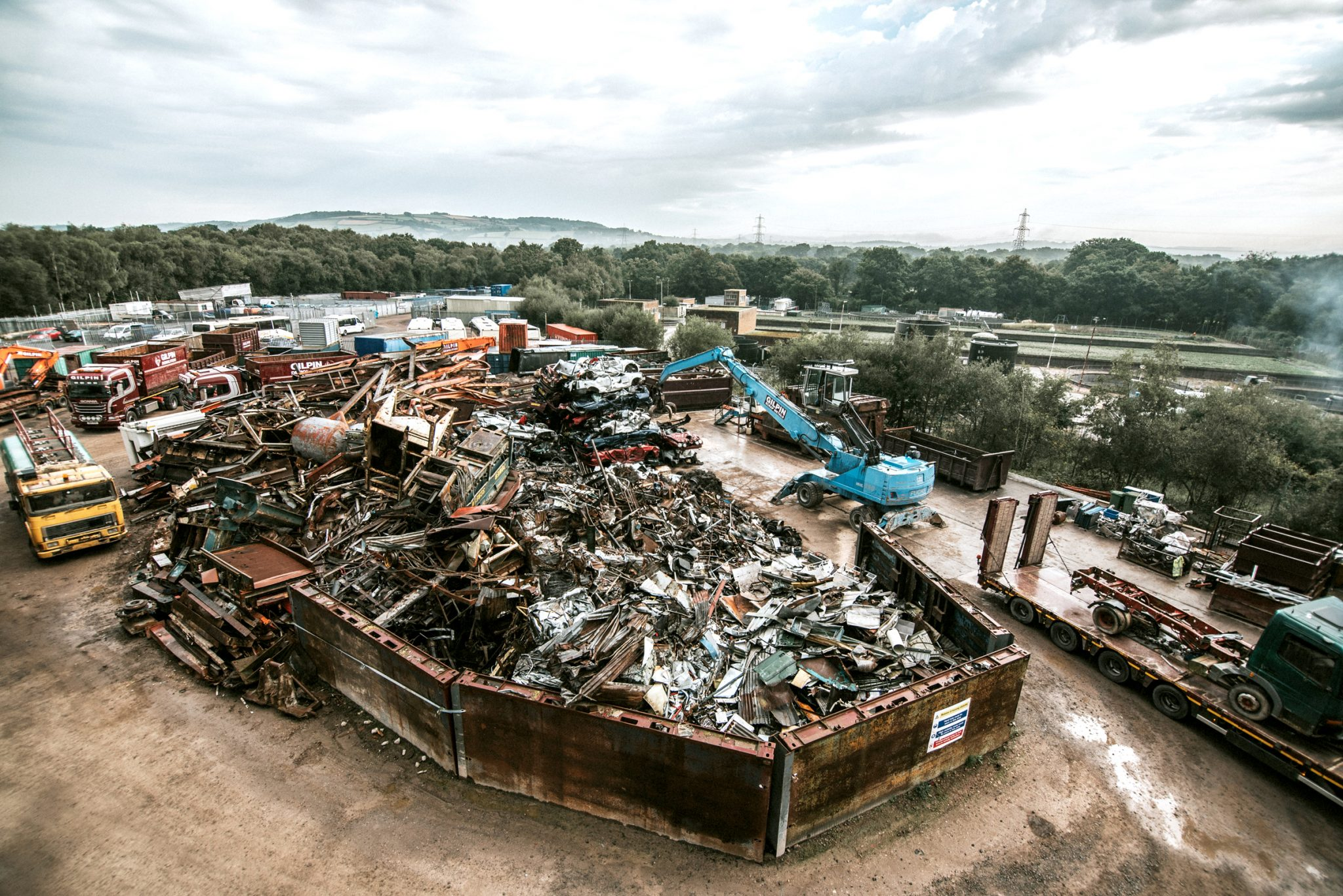 Scrap Metals – GILPIN DEMOLITION GROUP