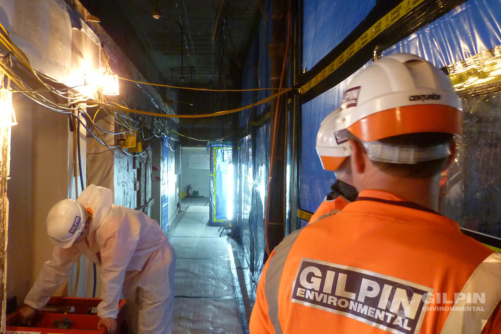 Gilpin Environmental - Asbestos Services in Devon