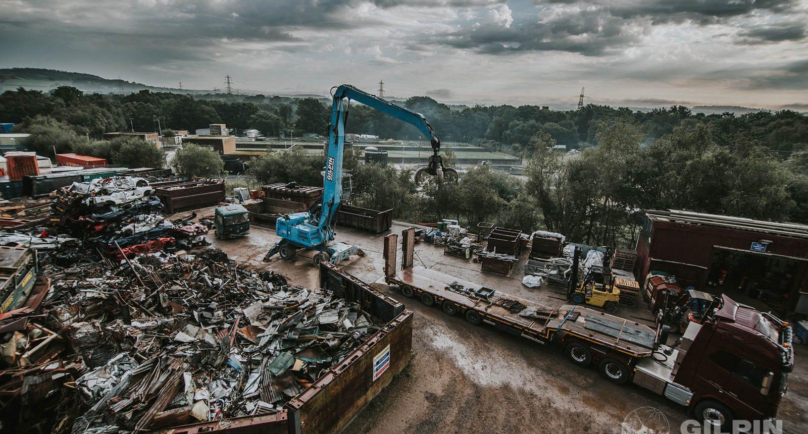 Gilpin Demolition Services Scrap Metal
