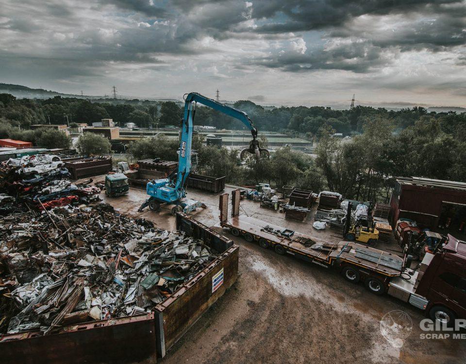 Scrap Metal Buyers, Scrap Metal Yard in Newton Abbot