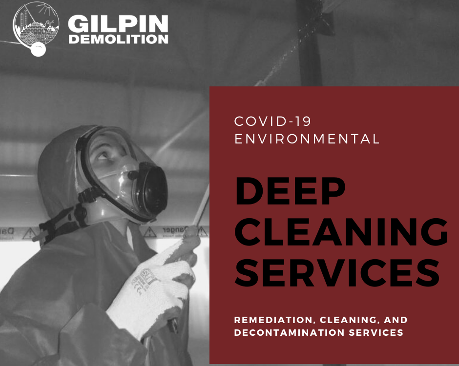 Gilpin Demolition Deep Cleaning Services