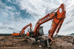 Gilpin Demolition Services in the South West