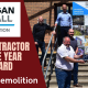 Morgan Sindall Subcontractor of the Year 2021 award